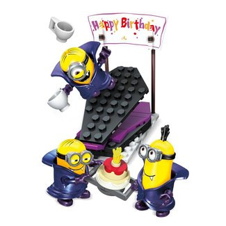 Minions Mega Bloks Construction Set Vampire Surprise