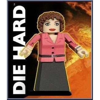 Die Hard Palz Mini Figures Holly Generro