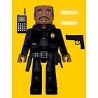 Die Hard Palz Mini Figures Sgt. Al Powell
