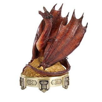 Noble Collection The Hobbit The Desolation of Smaug Wierook Brander Smaug