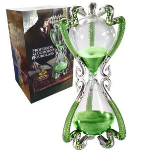 Noble Collection Harry Potter Replica Slughorns Hourglass 25 cm