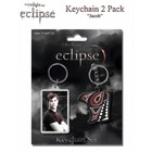 "Twilight Eclipse Keychain 2 pack ""Jacob"""