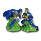 Batman vs. Joker Salt & Pepper Shakers