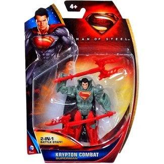 Superman Krypton Combat Action Figure