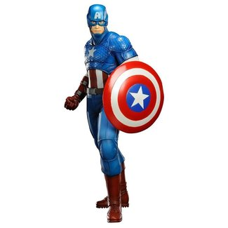 Marvel Comics ARTFX PVC 1/10 Captain America (Avengers Now)