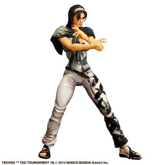 Tekken Tag Tournament 2 Kai Play Arts Jun Kazama