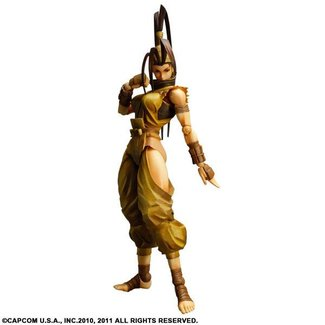 Super Street Fighter IV Play Arts Kai Vol. 3 Ibuki