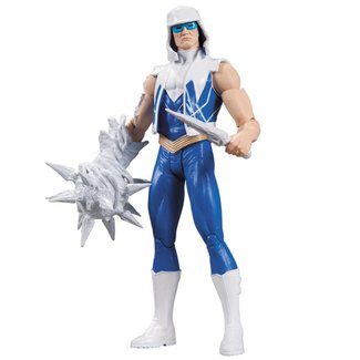 DC Collectibles DC Comics Super Villains The New 52 Captain Cold Action Figure