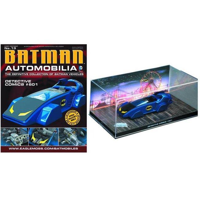 Automobilia Collection #013 - Batman Detective Comics #601 Batmobile 1/43 Scale