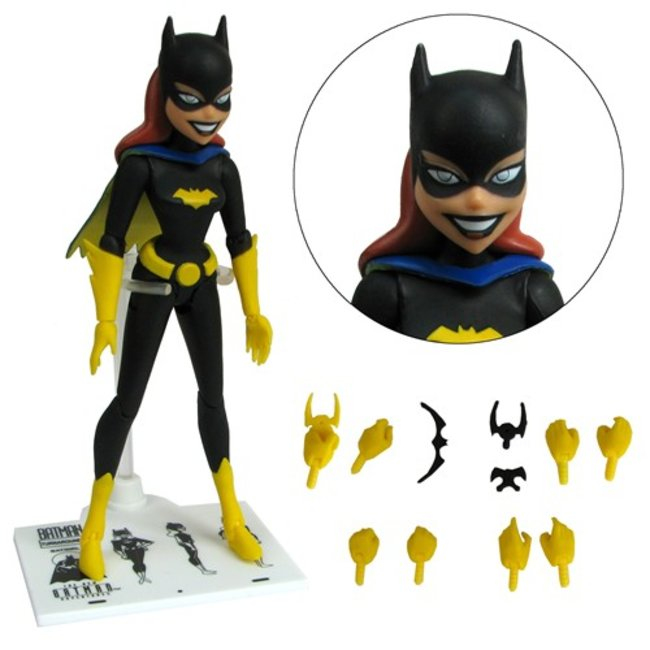The Animated Series Action Figure Batgirl
