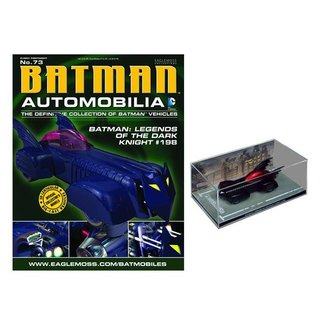 Eaglemoss Collections Batman Automobilia Collection #73
