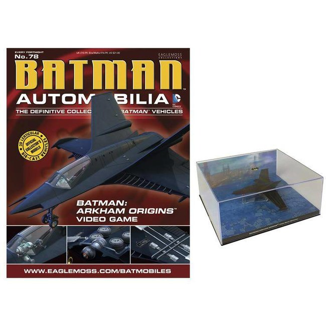 Batman Automobilia Collection #78