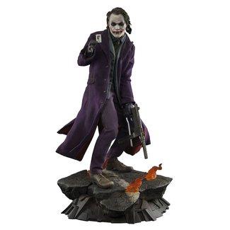 Sideshow Collectibles Batman The Dark Knight Premium Format Figur 1/4 Die Joker 48 cm