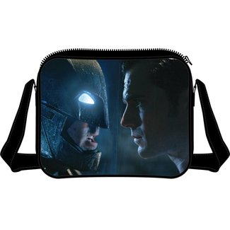 Batman v Superman Shoulder Bag Face to Face