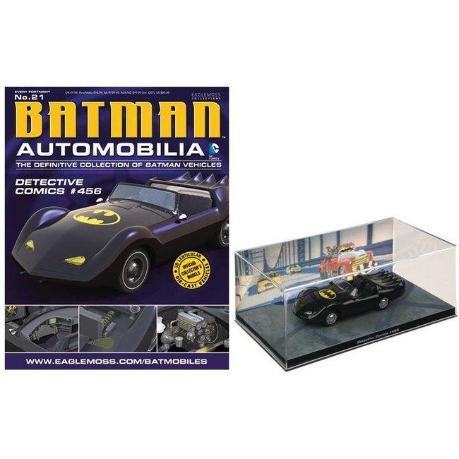 Automobilia Collection #021 Detective Comics #456 Batmobile 1/43 Scale