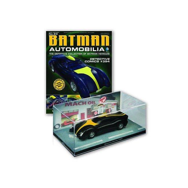 Automobilia Collection #023 Detective Comics #394 Batmobile 1/43 Scale