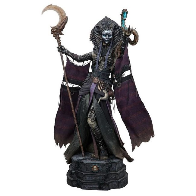 Court of the Dead Premium Format Figure Cleopsis Eater of the Dead