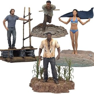 McFarlane Lost Series 2 - Set of 4 Action Figures