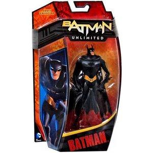 Batman Unlimited 6 Inch Beware of the Batman