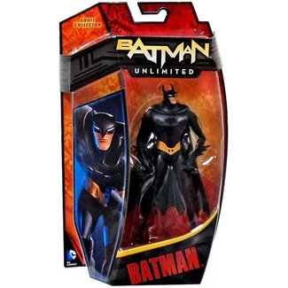 Unlimited 6 Inch Beware of the Batman