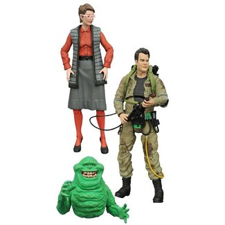 Diamond Select Toys Ghostbusters Select Actionfiguren 18 cm Serie 3 (3)