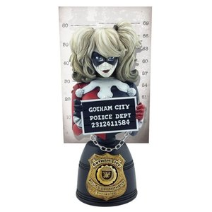 Mugshot DC Comics Harley Quinn Bust 19 cm