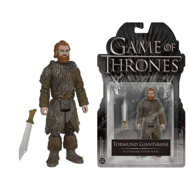 Funko Game of Thrones - Tormund Giantsbane Action Figure