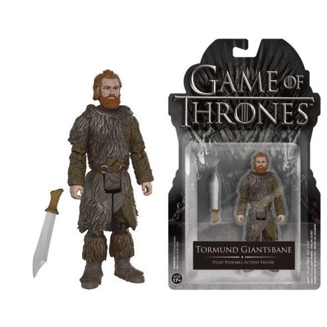 Game of Thrones - Tormund Giantsbane Action Figure