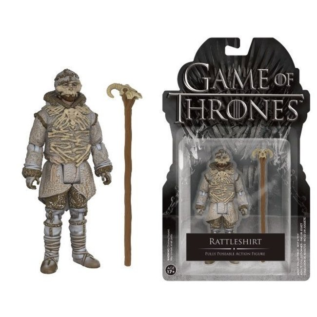 Game of Thrones - Rattleshirt Action Figure