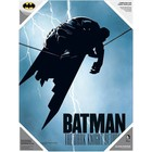 The Dark Knight Returns Batman Glass Print