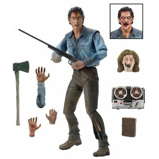 NECA  Evil Dead 2 Action Figur Ultimate Ash