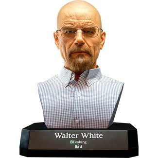 Breaking Bad Life-Size Bust Walter White