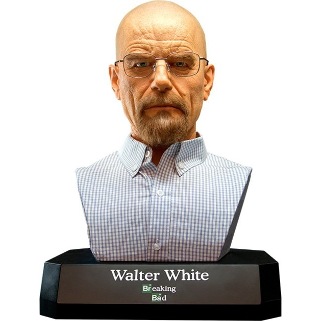 Breaking Bad Walter White Life-Size Bust