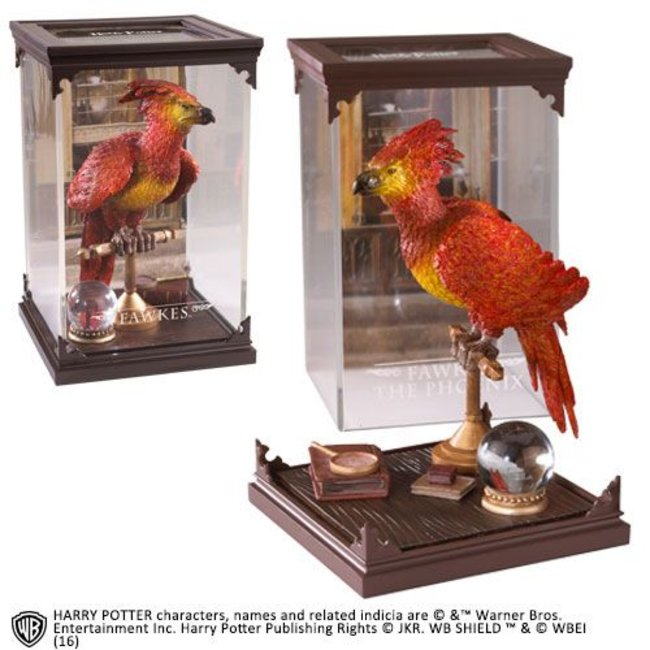 Noble Collection Harry Potter Magical Creatures Statue Fawkes