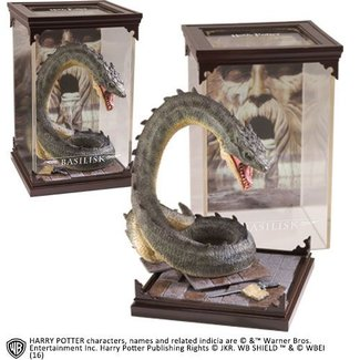 Noble Collection Harry Potter Magical Creatures Statue Basilisk