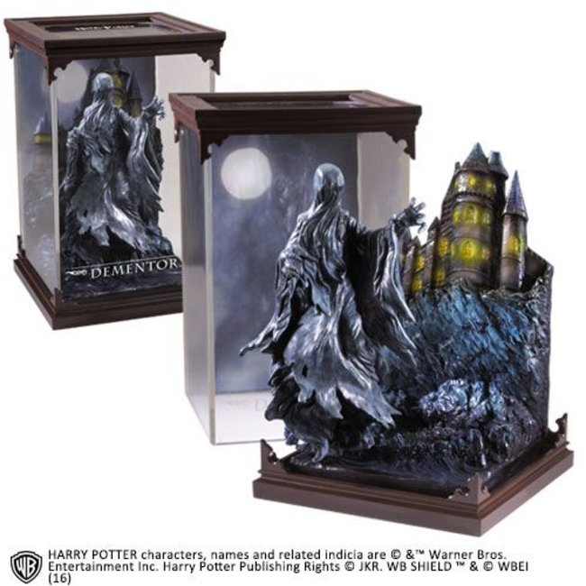Noble Collection Harry Potter Magical Creatures Diorama Dementor