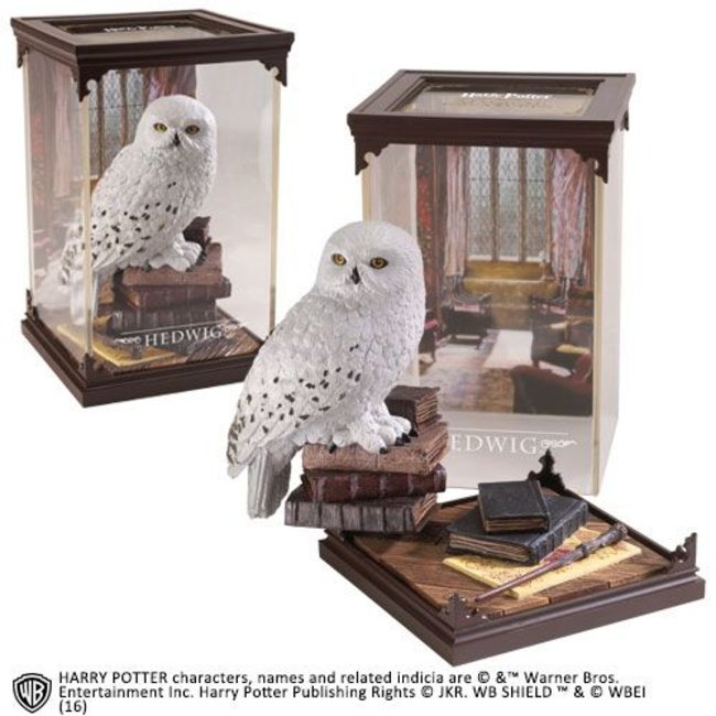 Noble Collection Harry Potter Magical Creatures Statue Hedwig