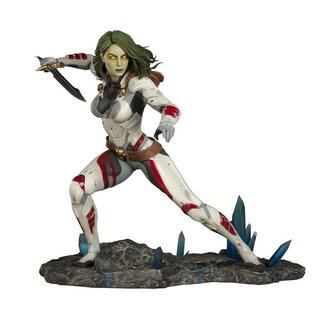 Sideshow Collectibles Guardians of the Galaxy Premium Format Figure Gamora