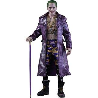 Hot Toys Suicide Squad Movie Masterpiece Action Figure 1/6 The Joker (Purple Coat Version)
