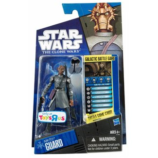 Hasbro Clone Wars - Nikto Guard (Puko Naga)