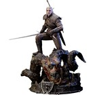 Witcher 3 Wild Hunt Statue Geralt of Rivia 66 cm