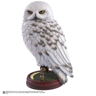 Noble Collection Harry Potter Magical Creatures Hedwig Statue 24 cm