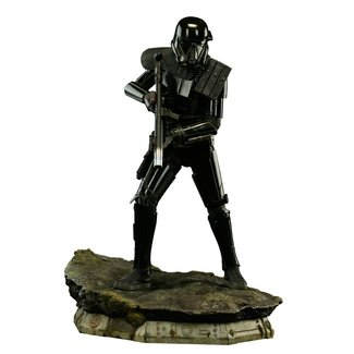 Sideshow Collectibles Star Wars Rogue One Premium Format Figure Death Trooper Specialist 53 cm