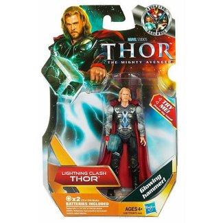 Thor Movie 4-inch Figures Lightning Clash Thor