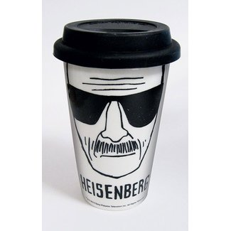 Breaking Bad Travel Mug Heisenberg