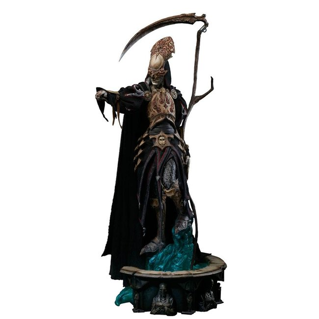 Court of the Dead Premium Format Figur Death Meister der Unterwelt 76 cm