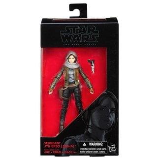 Hasbro Star Wars Black Series 6-inch - Sergeant Jyn Erso (Jedha) (Rogue One)