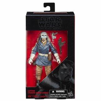 Hasbro Star Wars Black Series 6-inch - Captain Cassian Andor (Eadu) (Rogue One)