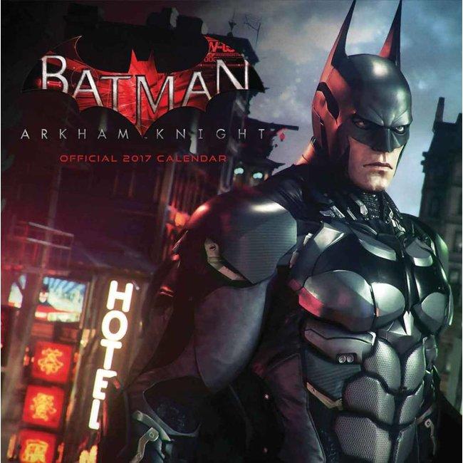 Batman Arkham Knight Calendar 2017 *English Version*