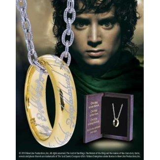 - Der Eine Ring (Sterling Silber)